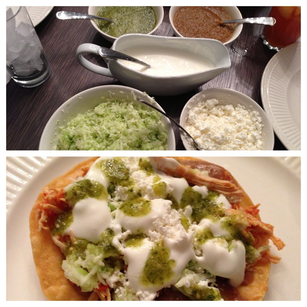 These tostadas were one of the best meals I have ever eaten.  You need to make these!