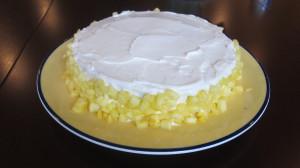Easter Carrot Cake 2013