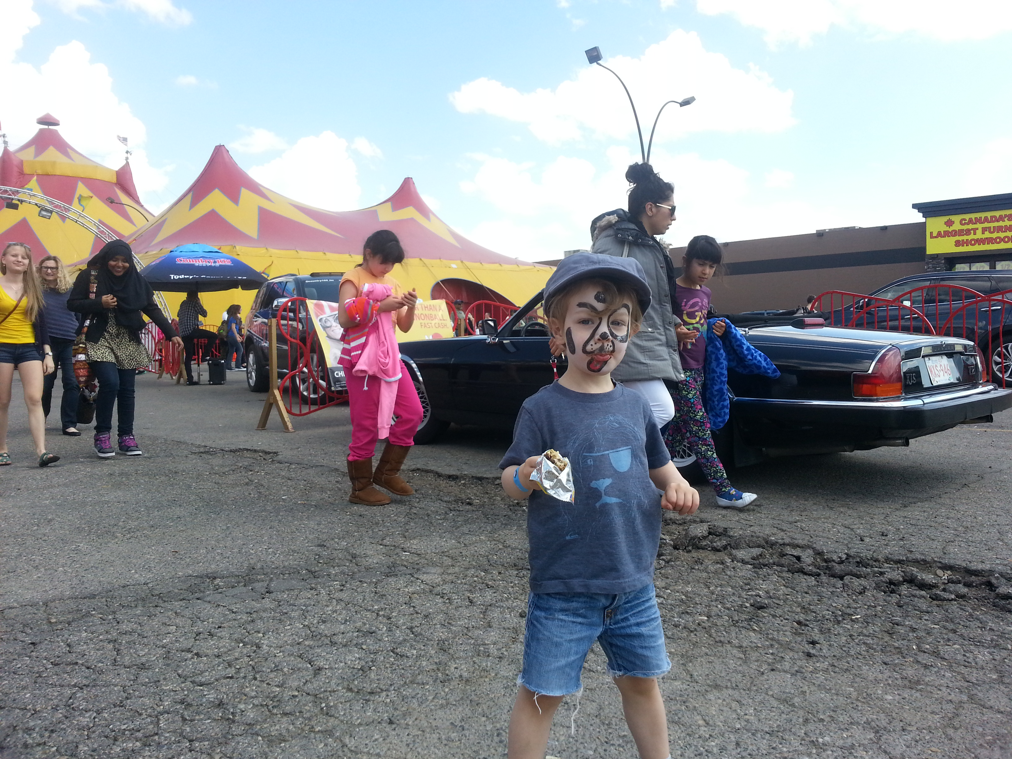 The Royal Canadian Circus was a great family experience!
