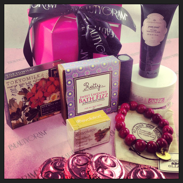 Beautygram has put together some lovely products just for Mother's Day - $70.00