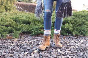 These Boots Were Made For Walking… In Winter!