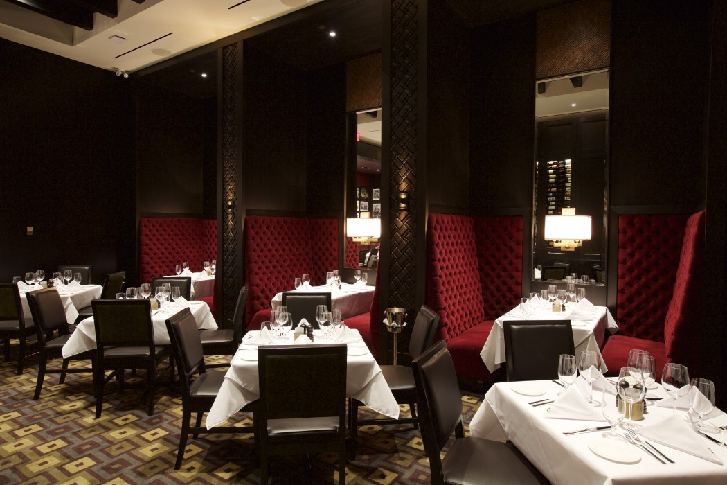 The new Hy's Steak House in Calgary, Alberta, December 14, 2014. Photograph by Todd Korol