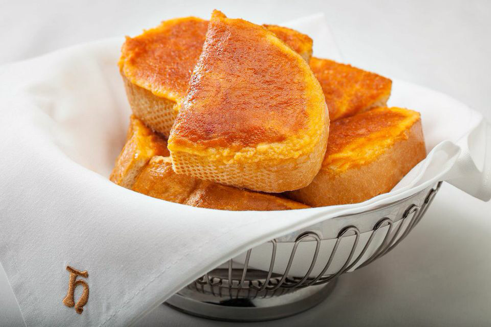 Hy's Classic Cheese Toast for Two!