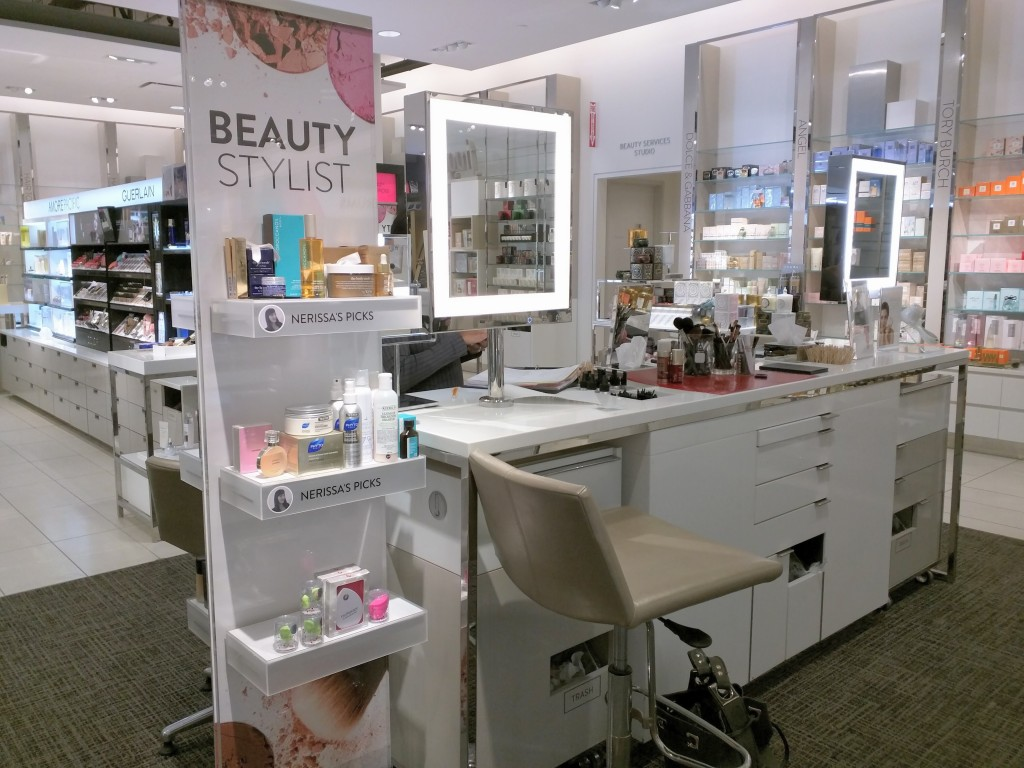 Beauty Department Nordstrom Calgary